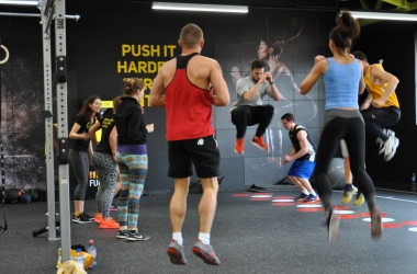 Try the LEMON GYM sports clubs free of charge